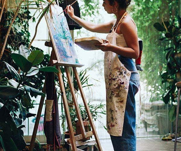 Judy Gittelsohn Artist Painting Podcast Episdoe